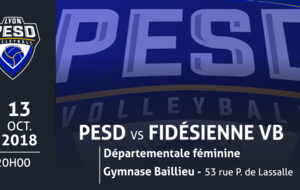 PESD vs Fidésienne VB